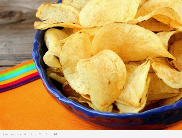 Photo of رقائق البطاطا اصنعيها بنفسك لاطفالك