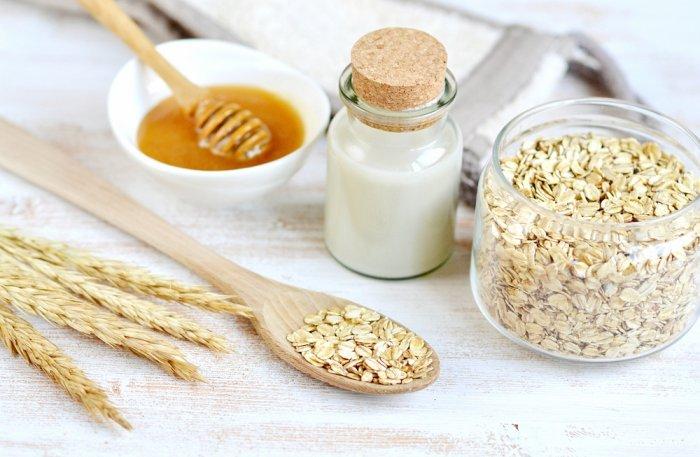 Photo of العسل والشوفان لزيادة الوزن وعلاج النحافة