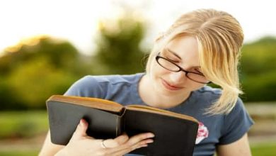 Photo of أفضل موضوع تعبير عن القراءة