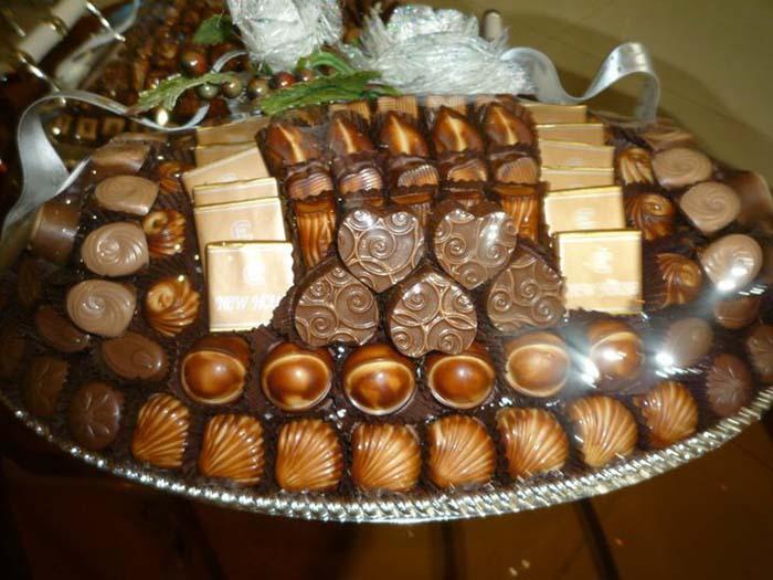 أفضل محلات الشوكولاتة في جدة مجلة رجيم