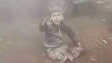 Photo of شاهد: بابا شيلني.. ماذا حل بالطفل صاحب هذه العبارة؟