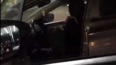 Photo of بالفيديو: مواطن يصور فتاة تقود سيارتها في محطة بنزين بالطائف