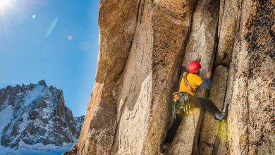 صعود الجبل في الحلم