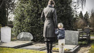 موت الام او الاب في الحلم