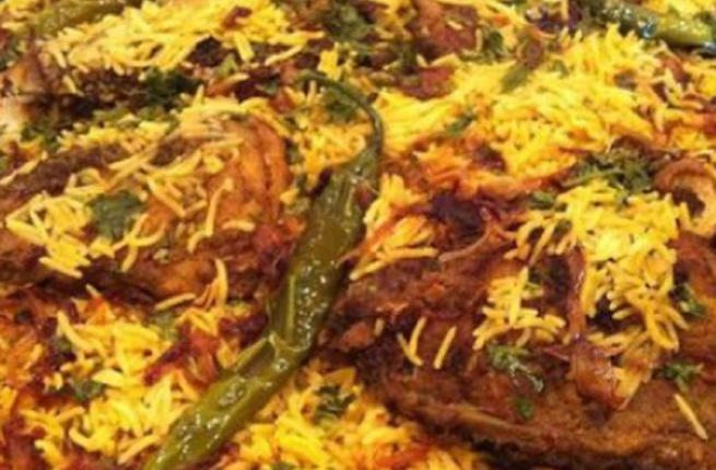 طريقة عمل مطبق دجاج كويتي لذيذ مجلة رجيم