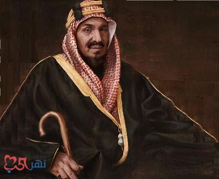 متى ولد الملك عبدالعزيز تاريخ ميلاد الملك عبدالعزيز آل سعود مجلة رجيم