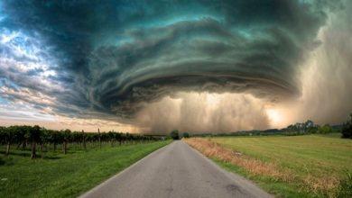 تفسير حلم الإعصار و العواصف في المنام