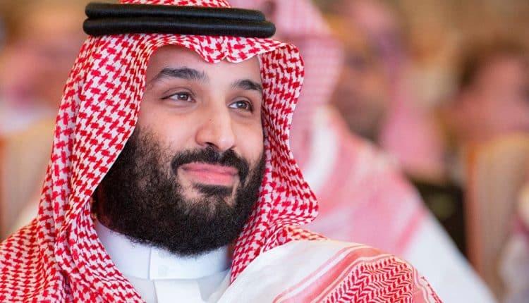 شاهد ظهور سلمان ولد الأمير محمد بن سلمان لأول مرة مجلة رجيم