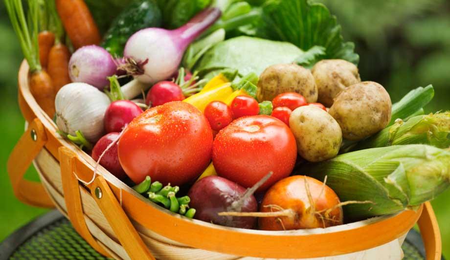 موضوع عن الاطعمة الطازجة وفوائدها في 10 اسطر مجلة رجيم