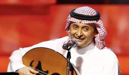 كلمات أغنية شايل بقلبك - عبد المجيد عبد الله مكتوبة
