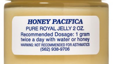 عسل غذاء ملكات النحل