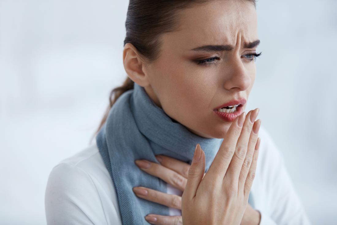 علاج مرض ضيق التنفس بالأعشاب