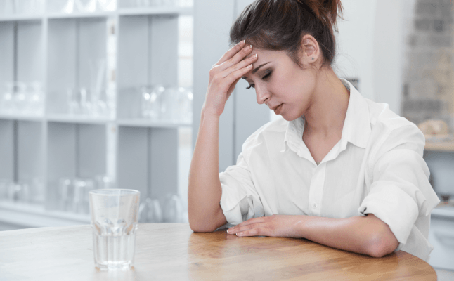 علاج تأخر الدورة الشهرية عند البنات بالاعشاب