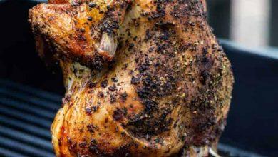 كيفية إعداد دجاج مشوي