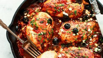 طريقة طهي الكسكس بالدجاج