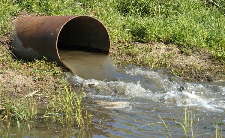 حلول تلوث المياه