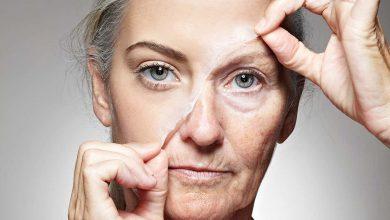 40 علاج لتجاعيد الوجه وتحت العين
