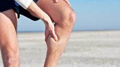 Muscle Cramps صور تشنج العضلات