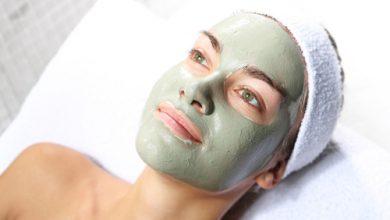ماسك السدر لبشرة الوجه