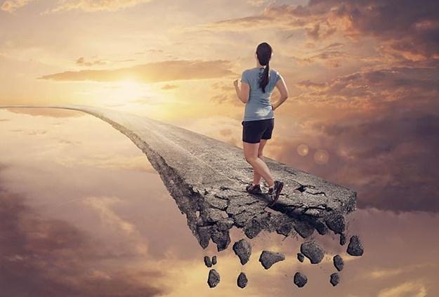 حلم الجرى الركض