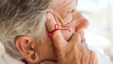 علامات الإصابة بالزهايمر