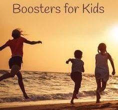 قبل الدراسة.. لطفلك مقويات جهاز المناعة طبيعية وفعالة