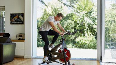فوائد الة الدراجة الثابتة .