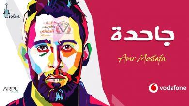 كلمات اغنية جاحدة - عمرو مصطفى