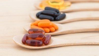 صورة فيتامينات علاج المفاصل