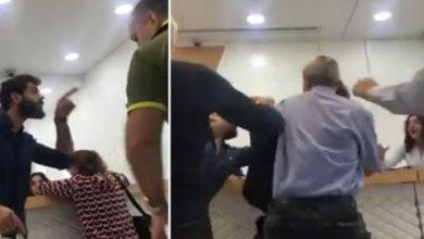 مدير بنك لبناني يضرب عميل طلب سحب بعض أمواله بالدولار