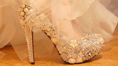 Photo of صور احذية للعرائس فخمة