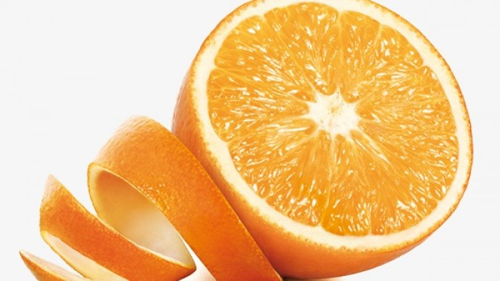 فوائد قشر البرتقال .