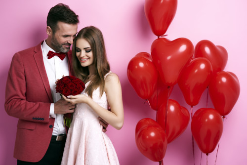 أفضل عبارات عيد الحب للحبيبين 2020