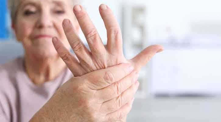 تمارين اليد لتخفيف التهاب المفاصل