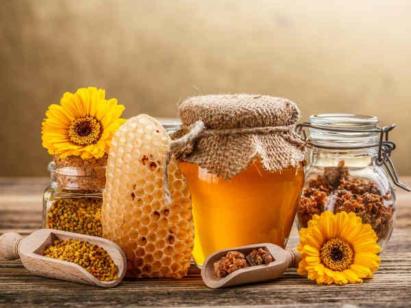 خلطات العسل للرجيم
