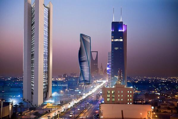 تعرف على أطول 7 ناطحات سحاب في السعودية مجلة رجيم