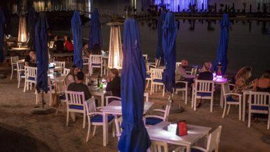 أفضل المطاعم على شاطئ البحر في دبي