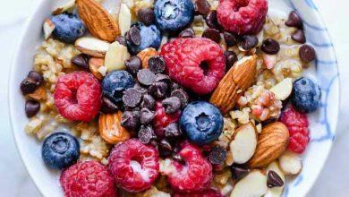 وصفات إفطار صحية لإنقاص الوزن