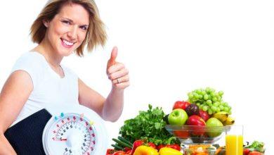 الأطعمة لتخفيف الوزن