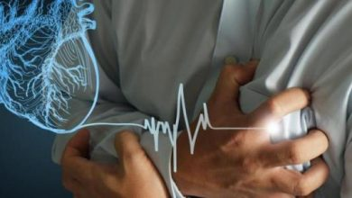 الجلطة القلبية