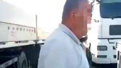 Photo of القبض على سائق اعترض طريق شاحنة سعودية في الأردن وتلفظ على قائدها