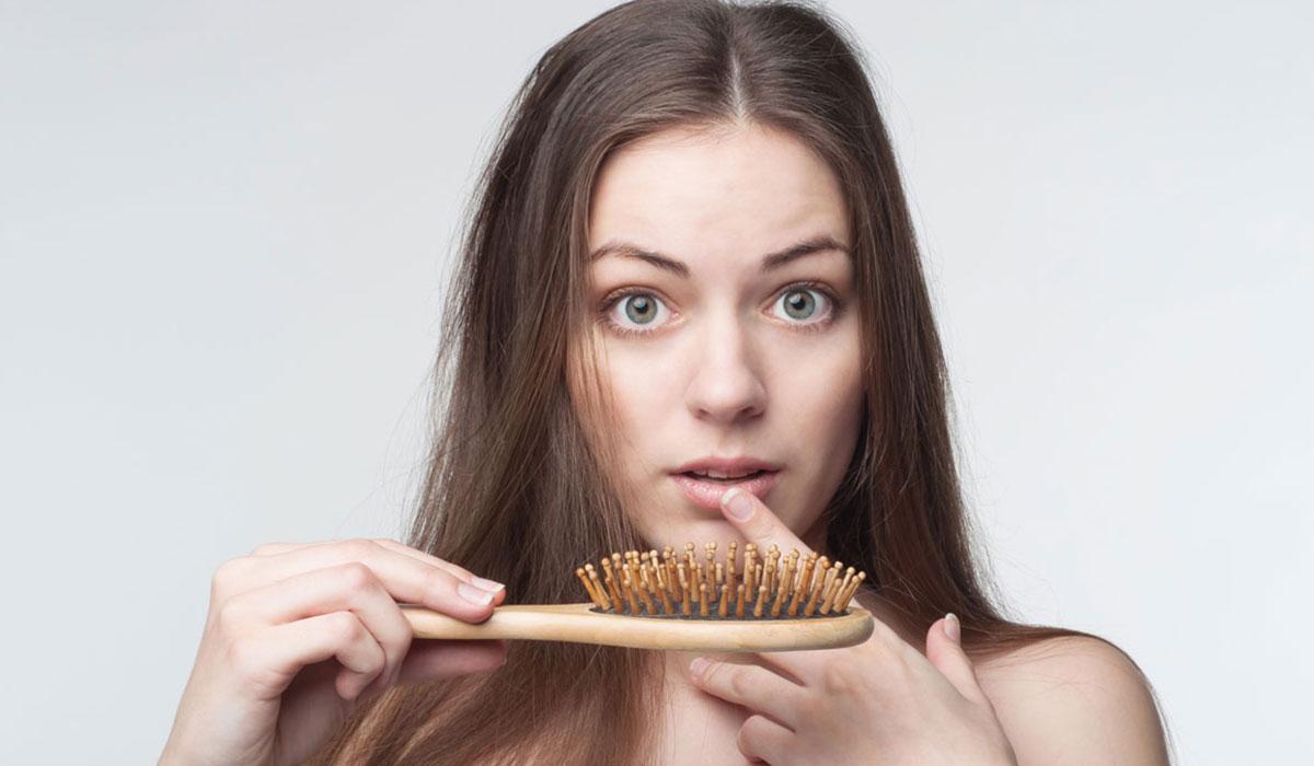 طرق منزلية لعلاج تساقط الشعر