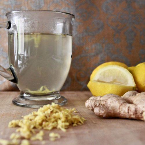 شاي الليمون لإنقاص الوزن