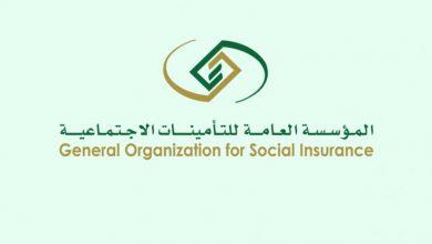 الاستعلام عن التأمينات الاجتماعية