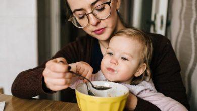 حساء الخضروات لطفلك
