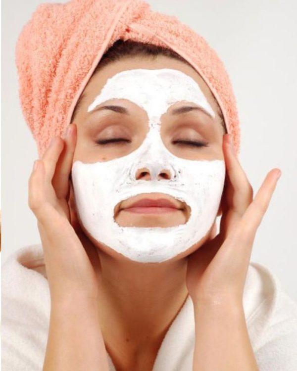 طرق طبيعية لتبييض الوجه بسرعه