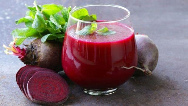 عصير الشمندر لفقدان الوزن