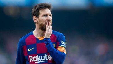 رحيل ميسي عن برشلونة