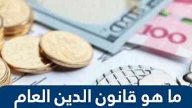 قانون الدين العام الكويتي