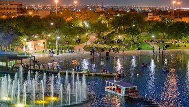 أفضل وأوسع حدائق الرياض